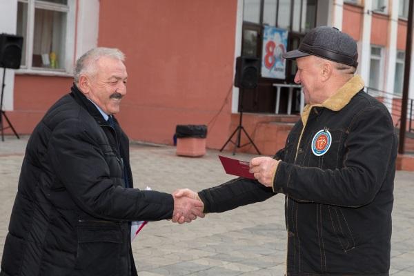 Награждение Кирдянова