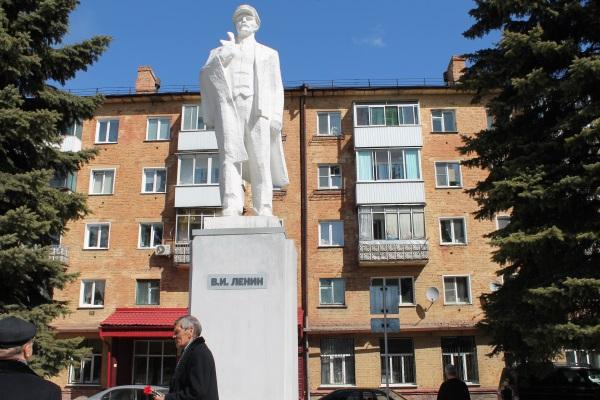 Ленин и Яцков