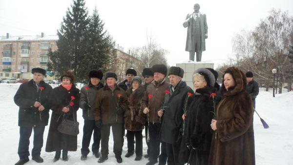 Ленин - Бог и Святой